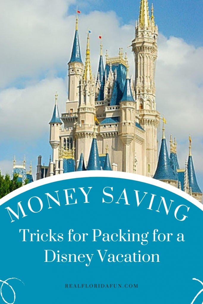 Money-Saving Tricks for Packing for a Disney Vacation